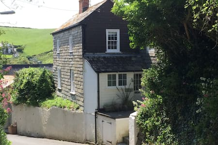 Fisherman's cottage in Port Isaac - Port Isaac - Ev