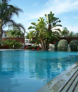 Luxury Villa - A home Away from Home - perivolia