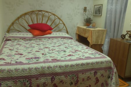 Comfortable room + meals + parking) - Naples