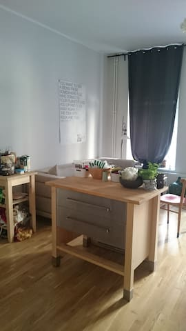 entire flat in Friedrichshain - Berlin - Apartment