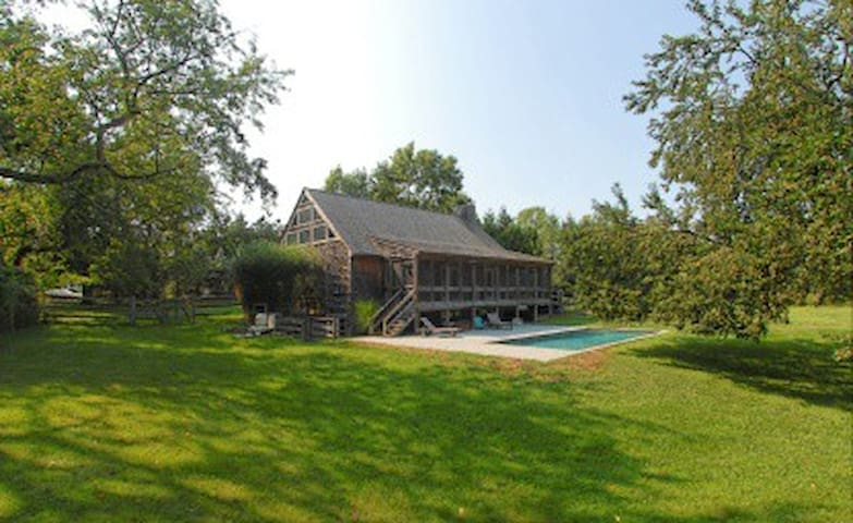 Shelter Island Getaway with Pool - Shelter Island - Casa