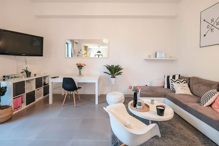 Wdf brand new 2 bedrooms house in Mougins!!