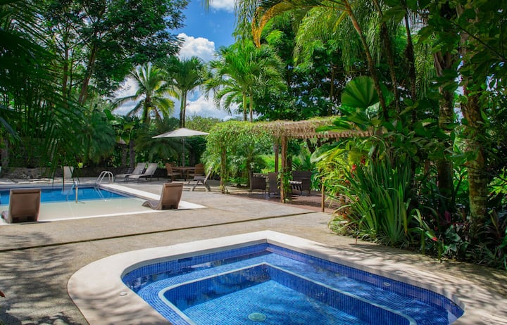 Ranch Villa Arenal -Social Distancing Getaway.