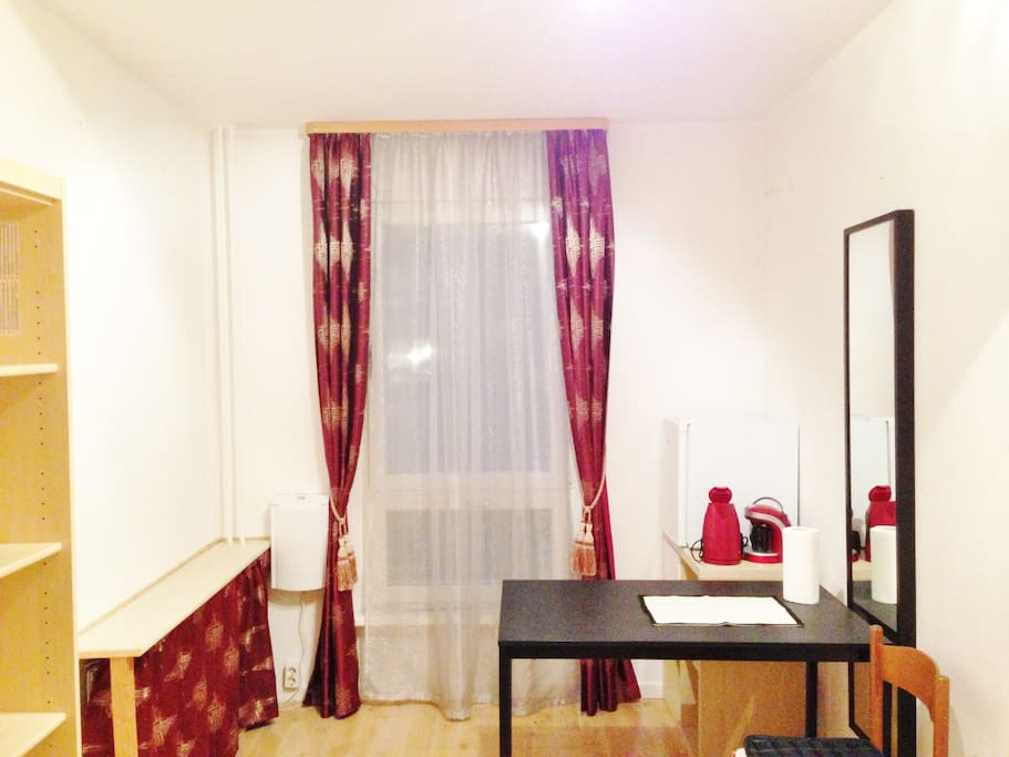 Charming 1-bedroom in Berlins absolut middle between Brandenburg Gate and Potsdamer Platz - governmental quarter
