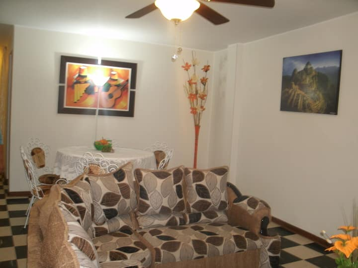 New Apartment furnished in Lima