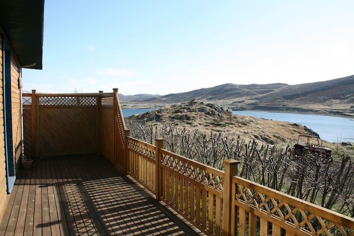 Vacation Home in Holmavik Iceland