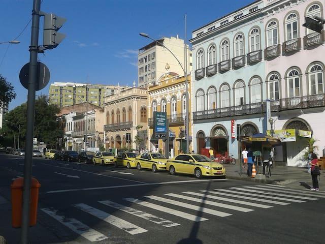 Beautiful flat in Rio's heart