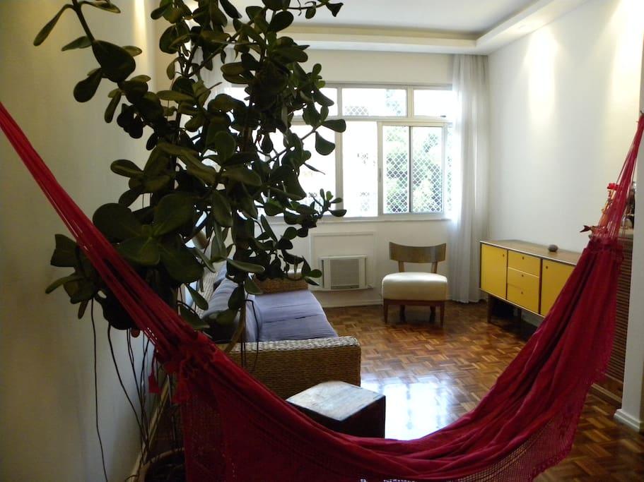 Wohnzimmer zum Chillen