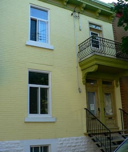 A QUAINT ROOM PLATEAU /DOWNTOWN - Montreal - Bed & Breakfast