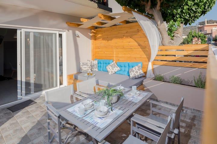 N&K holiday apartment near Falasarna and Balos