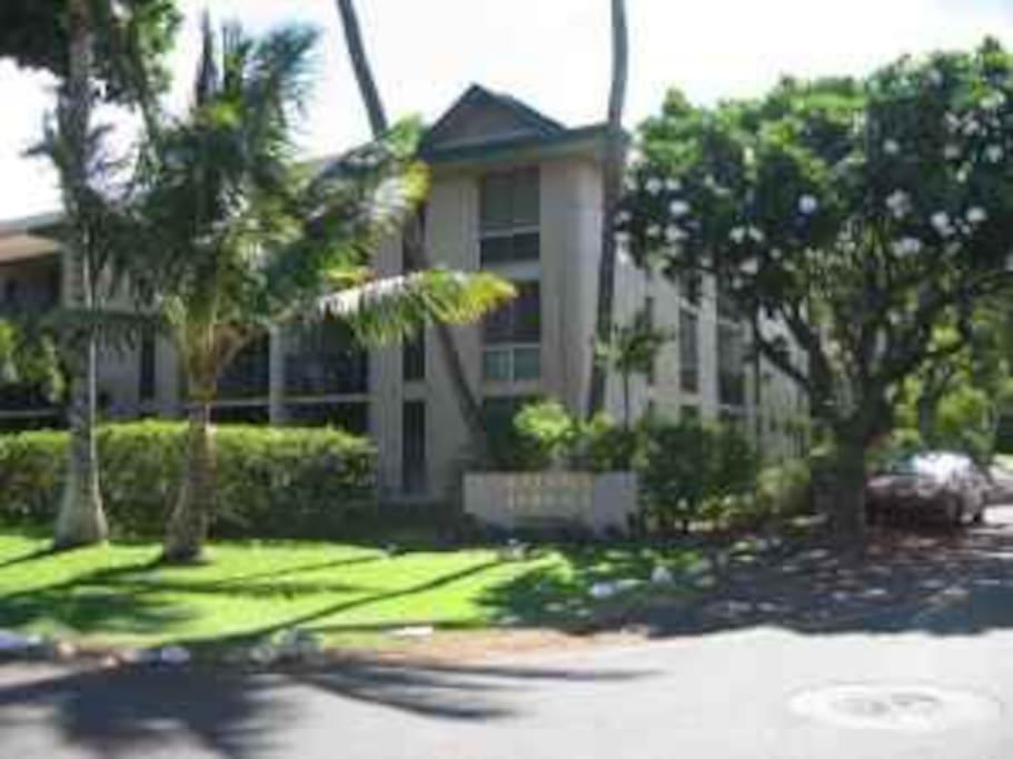 Kalama Terrace Condominium