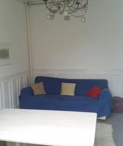 Bel appartement ancien avec jardin - Les Pavillons-sous-Bois - Wohnung