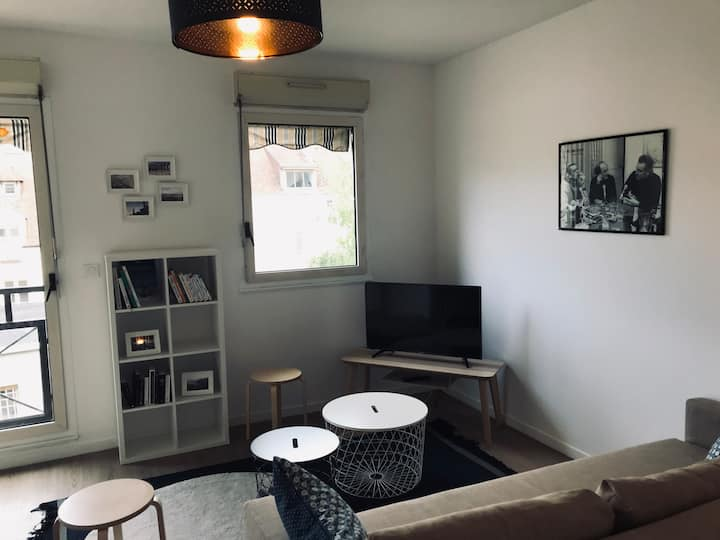 Appartement 4 personnes hyper centre