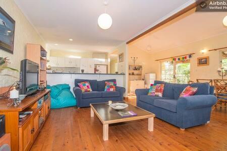 Byron Airbnb Bliss Beach House - Byron Bay