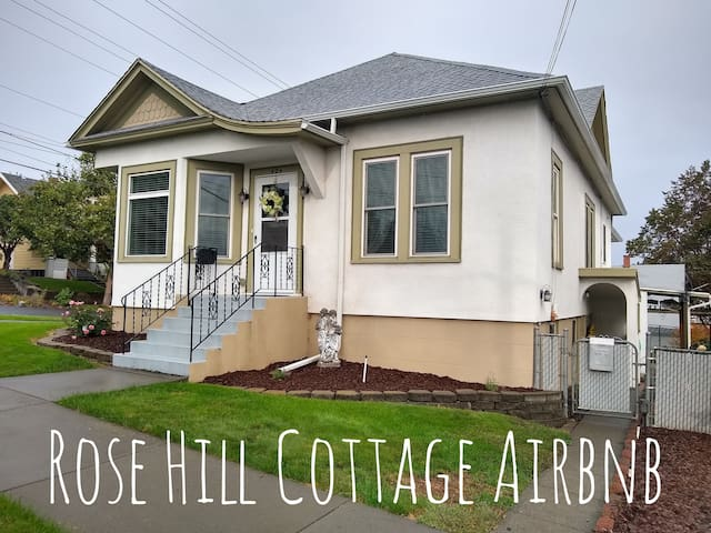 Rose Hill Cottage Apartment