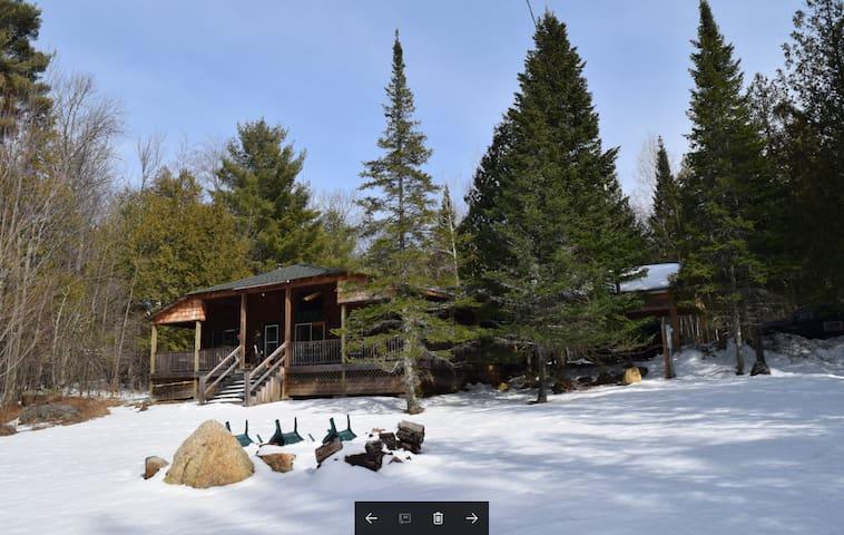Northwinds Cabin -Authentic ADK getaway