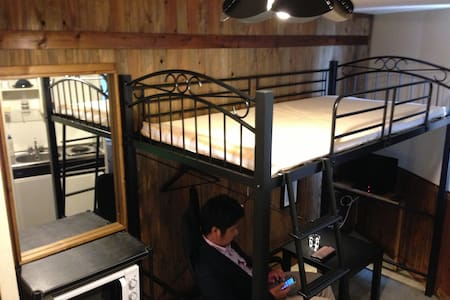 WeeklyMansion Bayside No.604 - Hakata Ward, Fukuoka - Appartement