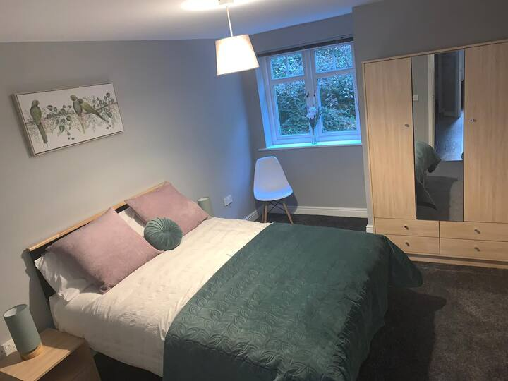 NEW Furnished Double Room En-suite in DUPLEX