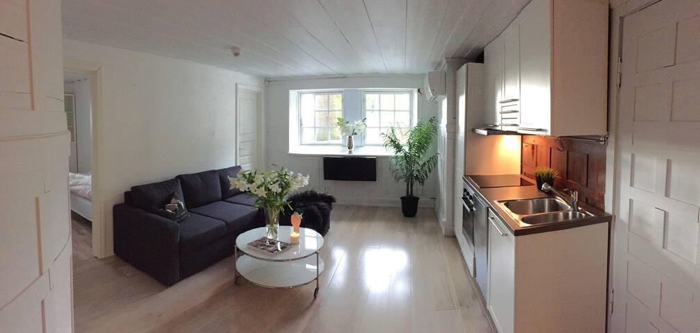 Leilighet i nydelig Bergensk villa! - Bergen - Apartment