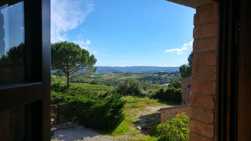 The sound of silence and the most genuine Tuscany - Il Pino - Apartment