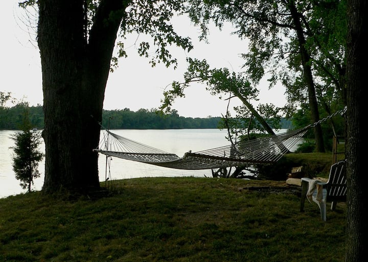 Riverfront Campsite or RV on The James River