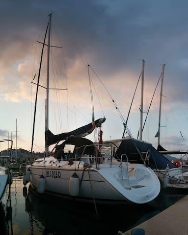 Barca a vela - Sun Fast 37