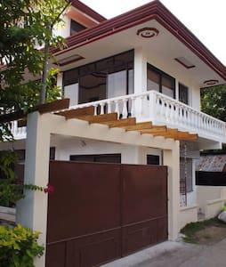 Bohol Town House Jagna (6-10 pax) - Jagna