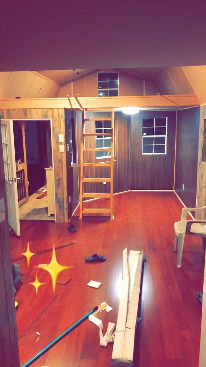 Cabin - Beautiful Wood Finish