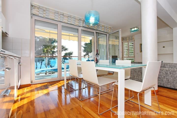Superb Sea view Apt. in Zadar - Zara - Appartamento