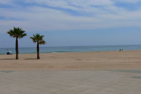 2 bed apartment 350m from the Beach - Torredembarra