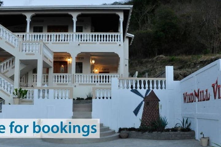 Windmill Villa - Carriacou - Apartament