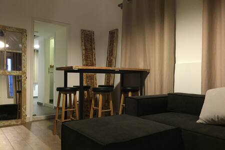 Zic Flat - Mar Mikhael - Beiroet - Appartement
