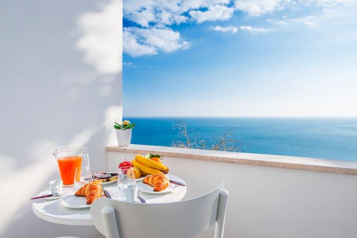 Casa Malu - Apartment with balcony
