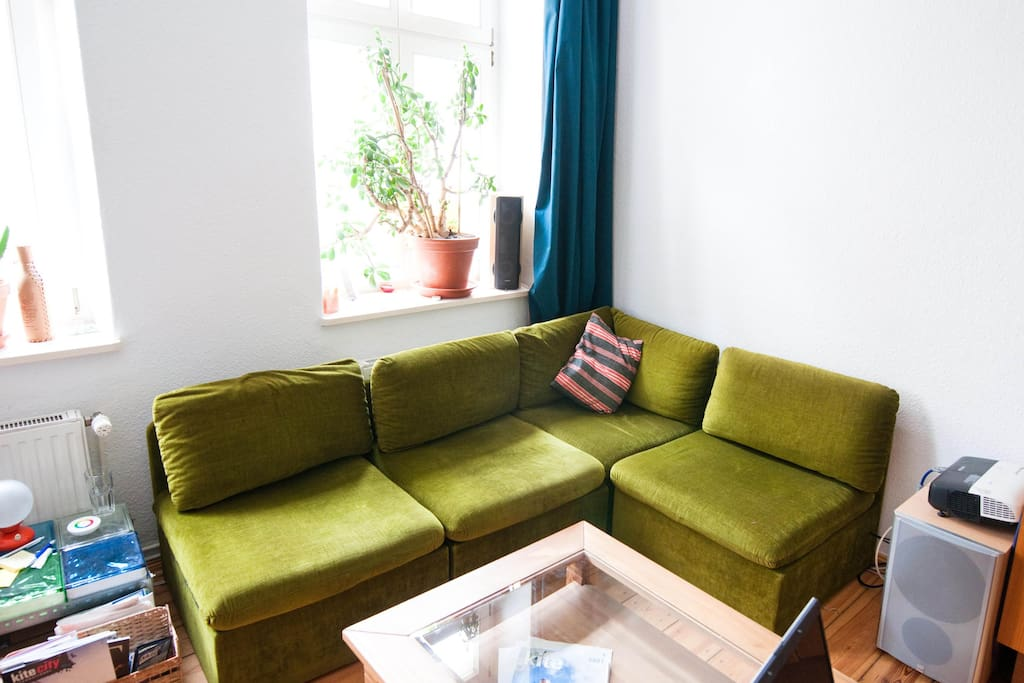 Room 1 - couch