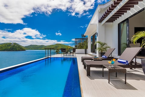 2 Bedroom Luxury Villa with Infinity Pool by BBL