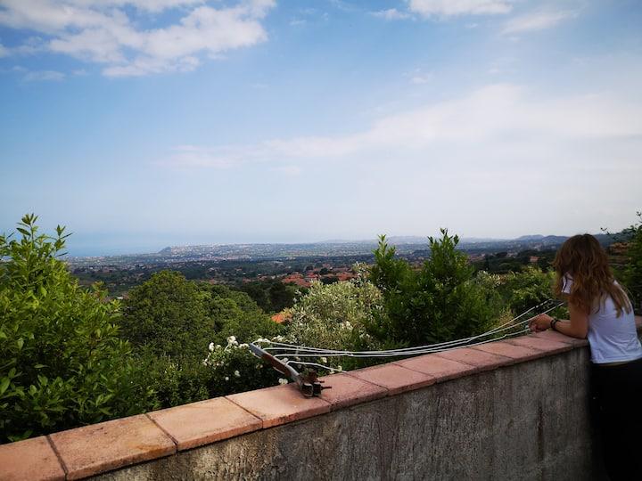 Etna Borgo Caselle - Sicilian mountain villa