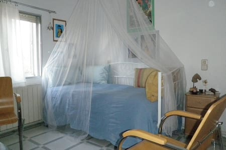 Calm, affordable room in Madrid. - Madrid