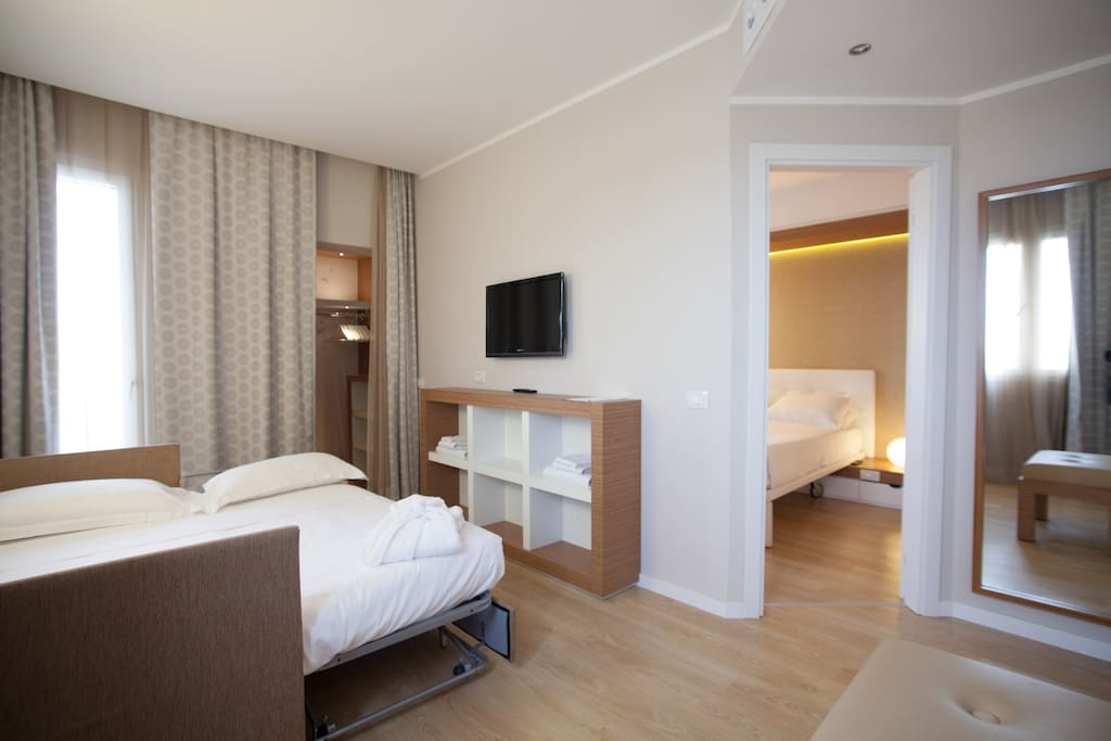 Two Roomed Suite