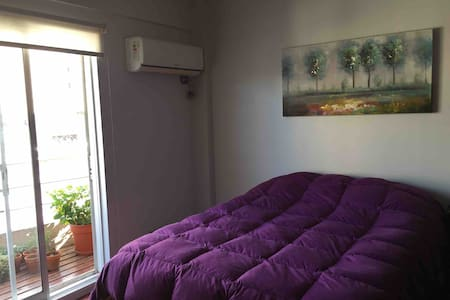 Cozy apartment close to Agronomía, feel at home!!