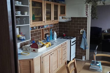 Typický 3 izbový rodinný byt v srdci Tatier - Poprad