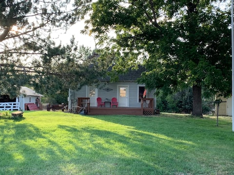 McKay Creek Bunkhouse