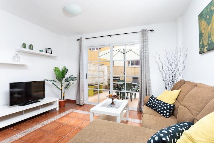 Home2Book Callao Salvaje Terrace & Pool Duplex