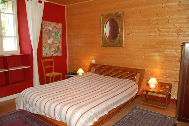 Rooms in Haute-Savoie - Usinens - Bed & Breakfast