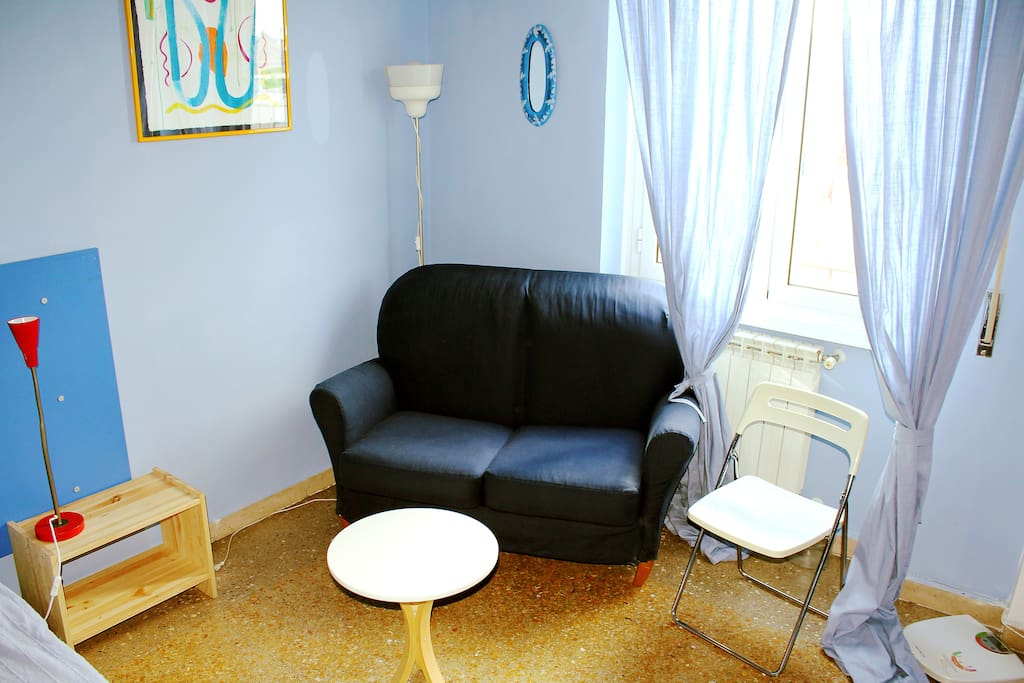 A nice&cheap private room!