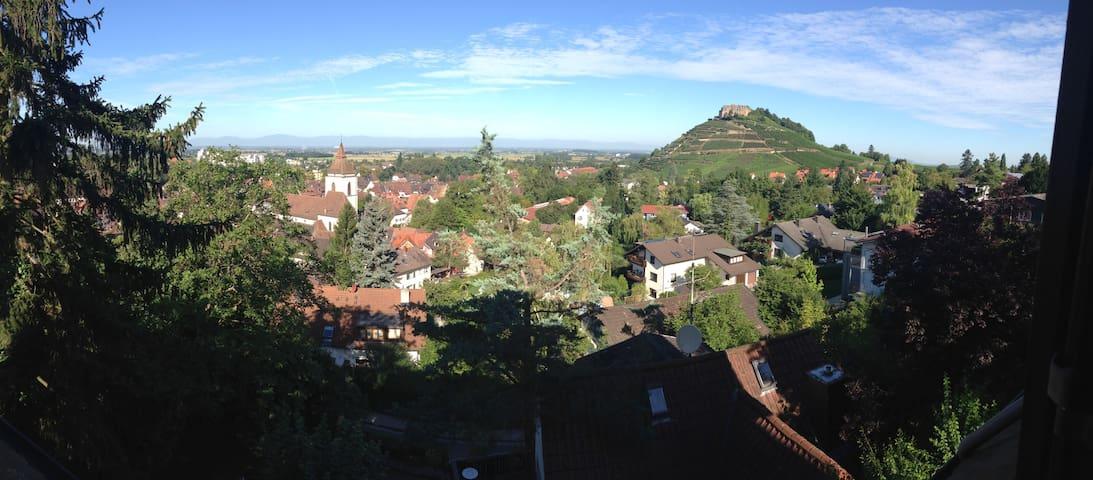 TOP Lage, wundervolle Aussicht ... - Staufen im Breisgau - Pis
