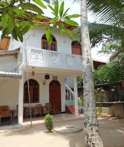 Ilona und Ranga's 'Kleines Paradies - Moragalla,Beruwala