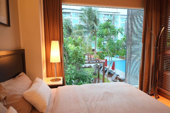 1 Bedroom Modern Style with Pool View Hua Hin
