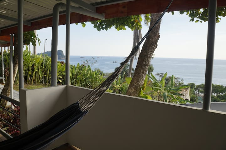 Superior room with kitchen, terrace, Ocean view -  Manuel Antonio - 一軒家