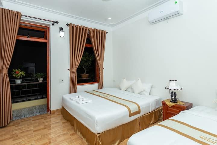 Double room balcony - tamcoctuongvyhomestay