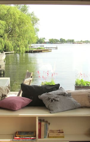 A'dam AAA country lakeside apt - Vinkeveen